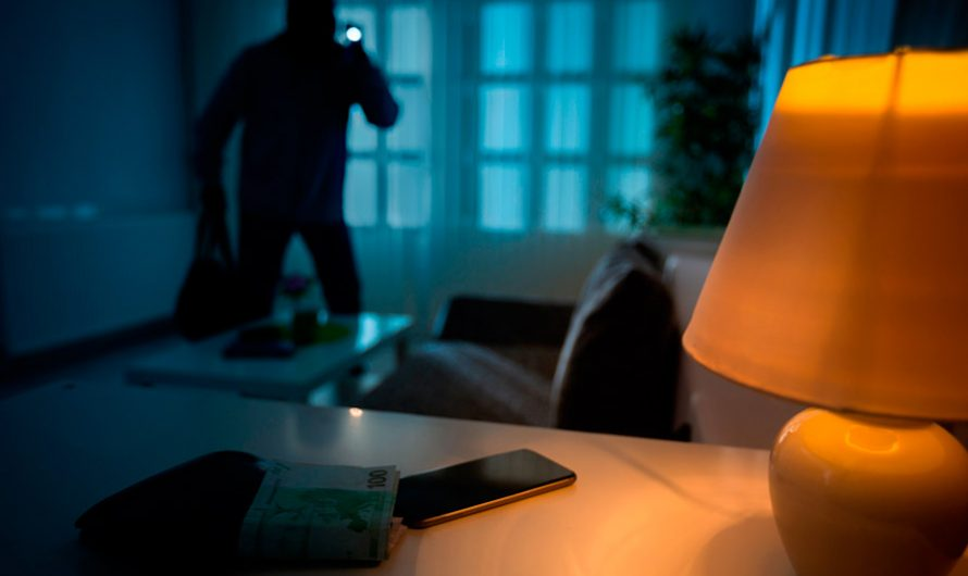 Haz que sea difícil para los ladrones entrar en casa